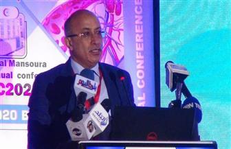 افتتاح المؤتمر الدولي الثامن لجراحة الأوعية الدموية لجامعة المنصورة بمشاركة ٥ دول | صور