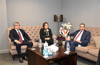 وزير التخطيط العراقي يزور الأكاديمية الوطنية للتدريب ويرغب في تنفيذ برامج مشتركة   صور