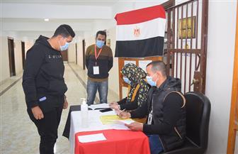 1155 طالبا مرشحا في انتخابات اتحاد طلاب جامعة سوهاج  صور