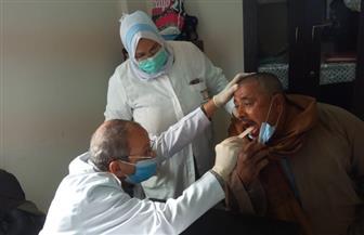 قوافل طبية مجانية إلى أودية أبورديس ضمن مبادرة «حياة كريمة»