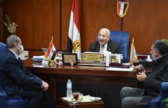 """1.6 مليار جنيه لتنفيذ مشروعات """"جامعة السادات"""" خلال العام المالي الحالى  صور"""