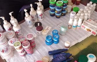 ضبط 200 صنف أدوية مهربة وغير مسجلة بوزارة الصحة في حملة تفتيشية بنبروه |صور