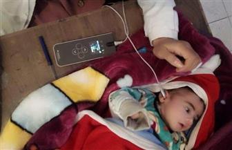 فحص 8684 حالة ضمن مبادرة السمعيات لتوفير الرعاية لحديثي الولادة بالمنيا