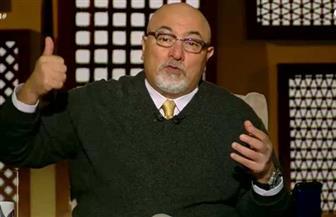 خالد الجندى: آفة الناس أنهم يقرؤون القرآن الكريم ولا يتدبرون معانيه| فيديو