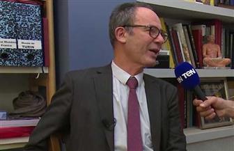 مدير المصريات بمتحف اللوفر يكشف تاريخ إنشاء قسم للآثار المصرية بفرنسا