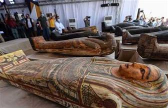 مدير المصريات بمتحف اللوفر: اكتشافات سقارة الأخيرة رائعة ومذهلة