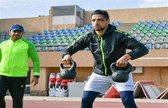 إصابة محمد مسعد لاعب سيراميكا بشد بالعضلة الخلفية.. واختبار طبي غدا