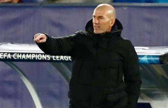 زيدان: الانتقادات جعلت ريال مدريد أقوى