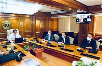 وزير التعليم العالي يرأس اجتماع مجلس أمناء مدينة زويل   صور