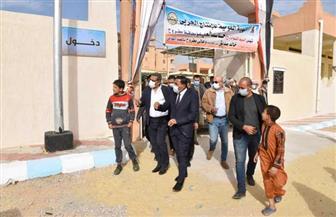 محافظ مطروح يفتتح السوق الحضاري الجديد بمدينة سيدي براني | صور