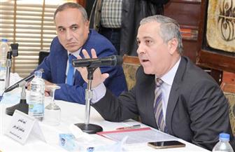 الشوربجي يعقد اجتماعا مع رؤساء تحرير إصدارات الأهرام ويطلق «منصة الأهرام» للتوزيع والاشتراكات