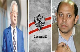 أحمد سليمان لمرتضى منصور: «لو بتحترم الزمالك تنازل عن القضايا وسيبه يستقر»| فيديو