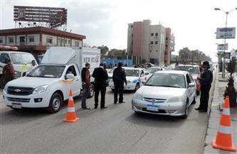 حملات لإعادة الانضباط والسيولة المرورية لشوارع القاهرة