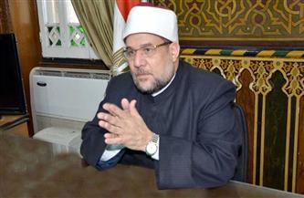 """وزير الأوقاف يفتتح مسجد """"الأسمرات 3"""" الأسبوع المقبل"""