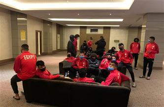 أحمد حسن: منتخب الشباب جيل مقاتل يدافع عن سمعة الكرة المصرية