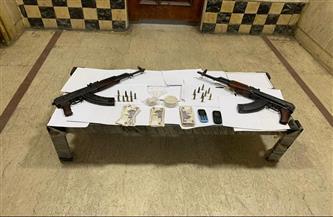 مصرع عنصرين شديدي الخطورة في تبادل لإطلاق النار مع الشرطة خلال ضبطهما بكمين بطريق العاشر من رمضان