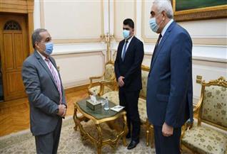 وزير الإنتاج الحربي يلتقي سفير العراق لبحث أوجه التعاون المشترك بين الجانبين