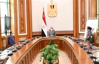 """الرئيس السيسي يوجه ببناء 3300 وحدة سكنية جديدة إضافية في مشروع """"سكن لكل المصريين"""""""