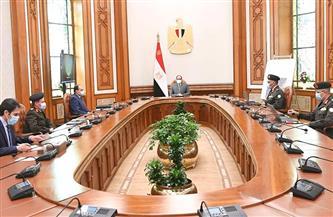 أهم 7 معلومات في اجتماع الرئيس السيسي اليوم بشأن مشروعات الطرق والكباري | فيديوجراف