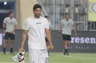 سيراميكا كليوباترا يعلن شفاء محمد مسعد وجاهزيته للقاء البنك الأهلي