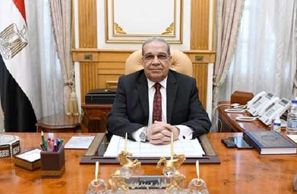 وزير الإنتاج الحربي  العلاقات المصرية العراقية راسخة وممتدة تاريخيا