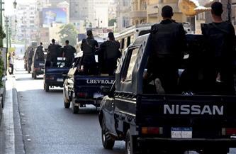 القبض على 126 متهمًا مطلوب ضبطهم وإحضارهم خلال أسبوع