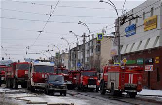 11 قتيلا بحريق في دار للمسنين في روسيا