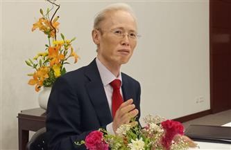 السفير الياباني بالقاهرة يوجه الدعوة للحكومة المصرية للمشاركة في إكسبو 2025 بأوساكا