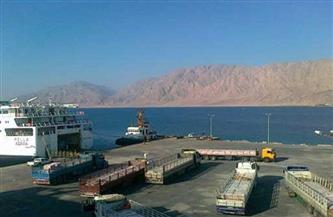 """إغلاق ميناء """"شرم الشيخ"""" لسوء الأحوال الجوية"""