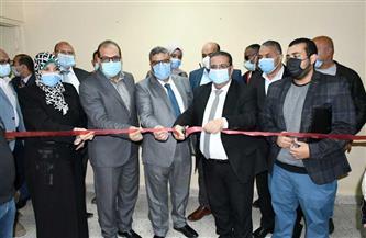 رئيس جامعة القناة يشهد افتتاح غرفة الـ«داتا سنتر» بالمستشفى التعليمى ورفع كفاءة الشبكة بها | صور