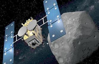 """المسبار الفضائي """"هايابوسا 2"""" ينجح في جمع كمية من عينات كويكب """"ريوجو"""""""