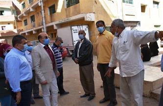 أشرف عطية يعلن بدء أعمال تحسين خدمات مياه الشرب بعدة مناطق بمدينة أسوان