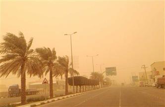 رياح مثيرة للأتربة وانخفاض بدرجات الحرارة بشمال سيناء
