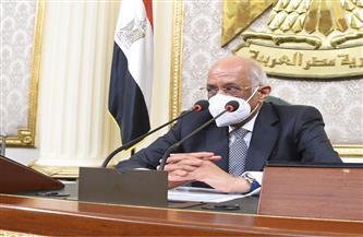 علي عبد العال يهنئ مرزوق الغانم بمناسبة فوزه برئاسة مجلس الأمة الكويتي