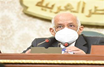 علي عبد العال يعلن فض دور الانعقاد السادس من الفصل التشريعي الأول للبرلمان