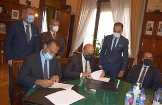 بروتوكول تعاون بين اتحاد الغرف التجارية وبنك مصر لتقديم خدمات تمويلية وإلكترونية للتجار والصناع ومؤدي الخدمات