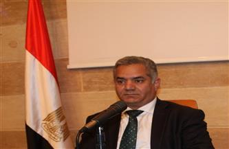 «الدماطي» قائما بأعمال عميد كلية الآثار بجامعة عين شمس