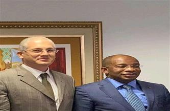 السفير وائل بدوي يؤكد ترحيب مصر بتقاسم خبراتها مع كوت ديفوار لتدريب وتأهيل الكوادر| صور