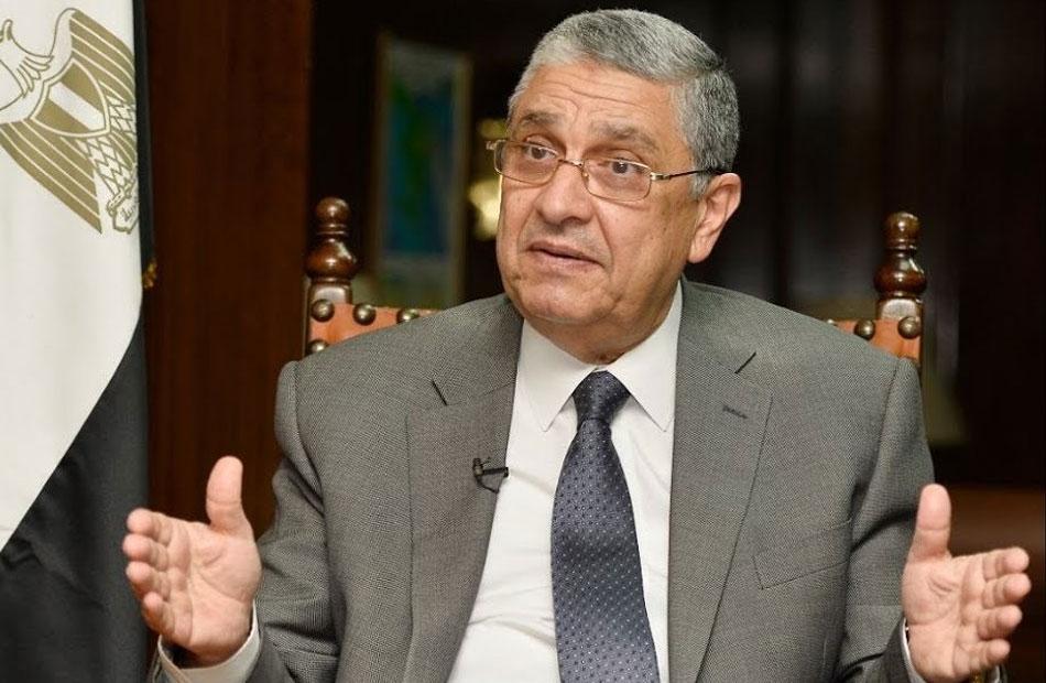وزير الكهرباء يبدأ زيارة رسمية لقبرص لتوقيع عقود الربط الكهربائي غدا