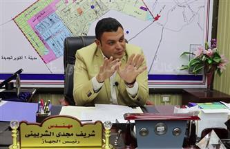 حملات لإزالة الإشغالات وضبط المخالفات بمدن 6 أكتوبر والقاهرة الجديدة وبدر