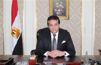 وزير التعليم العالي ينعي رئيس جامعة القاهرة الجديدة التكنولوجية