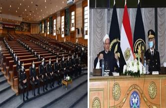 «الداخلية» تنظم ندوة تثقيفية لطلبة كلية الشرطة بحضور مفتى الديار المصرية