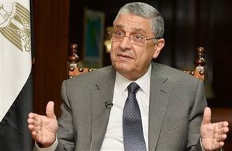 وزير الكهرباء يتسلم جائزة فوز مجمع بنبان كأفضل مشروع عربي لتطوير البنية التحتية