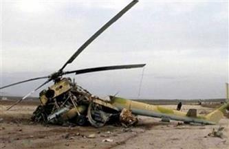 وفاة جندي بسبب سقوط مروحية عسكرية شرقي العاصمة الجزائرية