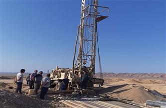 الزراعة: مركز بحوث الصحراء ينتهي من حفر 7 آبار للمياه الجوفية| صور