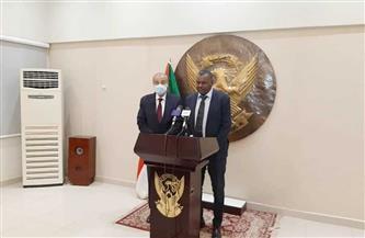 مباحثات ثنائية بين الجانبين المصري والسوداني مجال السلع التموينية| صور