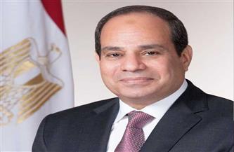 الرئيس السيسي يودع ولي عهد أبوظبي في ختام زيارته لمصر
