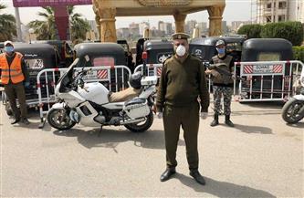 «مرور سوهاج» يحرر 411 مخالفة فى الحملة اليومية على الطرق