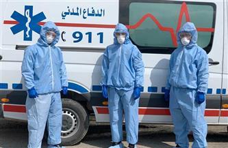 الأردن تسجل 28 وفاة و2561 إصابة جديدة بفيروس كورونا