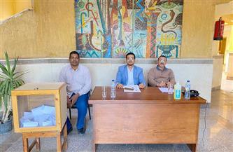 فوز أبو المجد في انتخابات صندوق تحسين أحوال العاملين بجامعة الأقصر